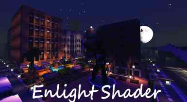 Enlight Shader for MCPE