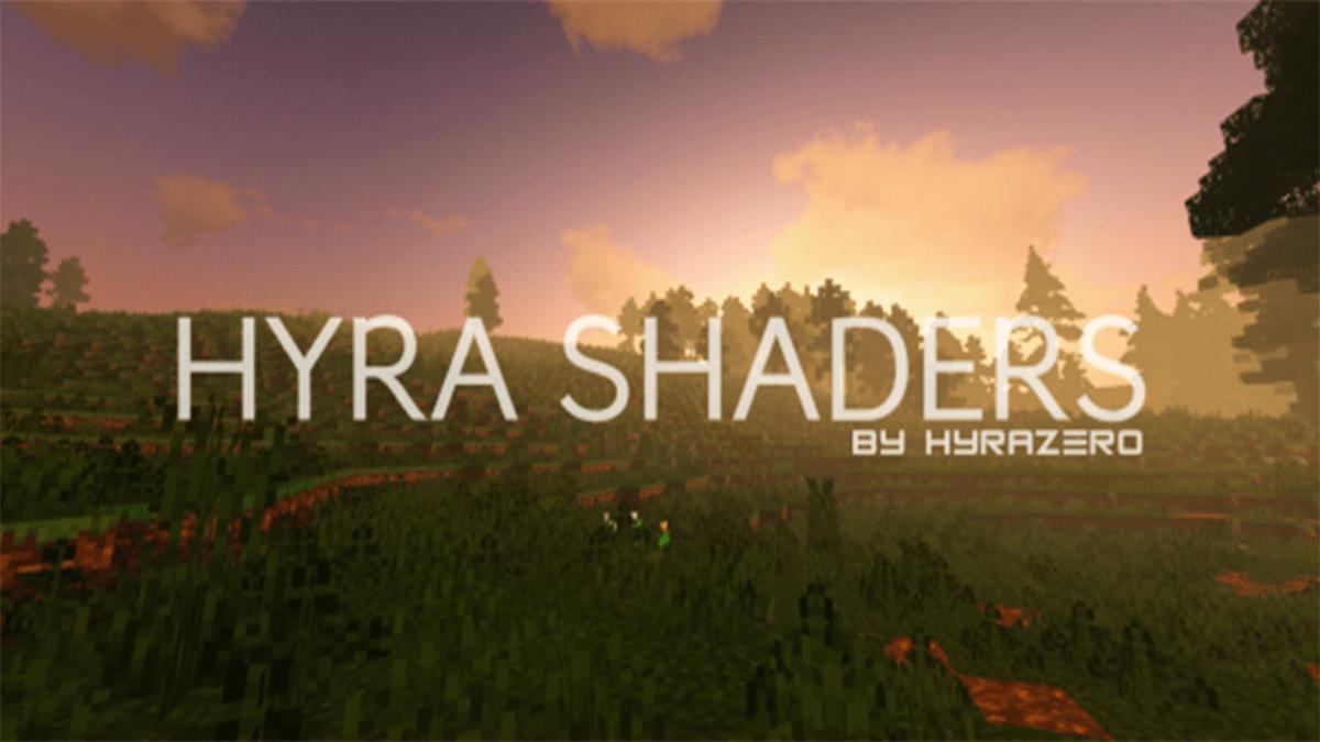 Hyra Shaders v4
