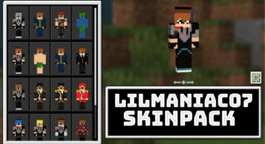 LilManiac07's Skin Pack for Minecraft