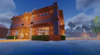 Foregone DreamSMP | Minecraft PE Maps