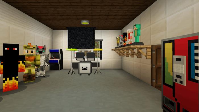 Loled Furniture Addon