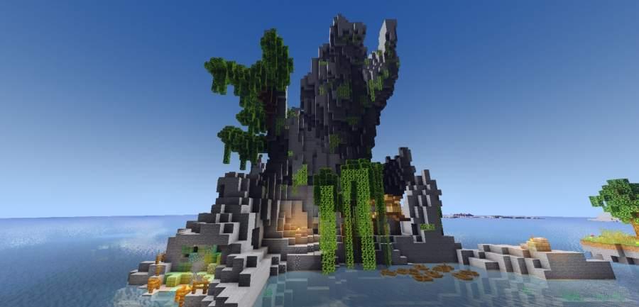 Fantastic Far Island