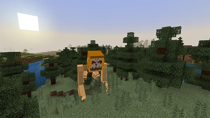 The Nine Titans,Attack on Titan