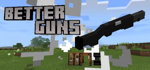 Better Guns Addon