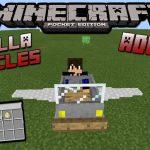 Vanilla Vehicles Mod Minecraft Pe Mods