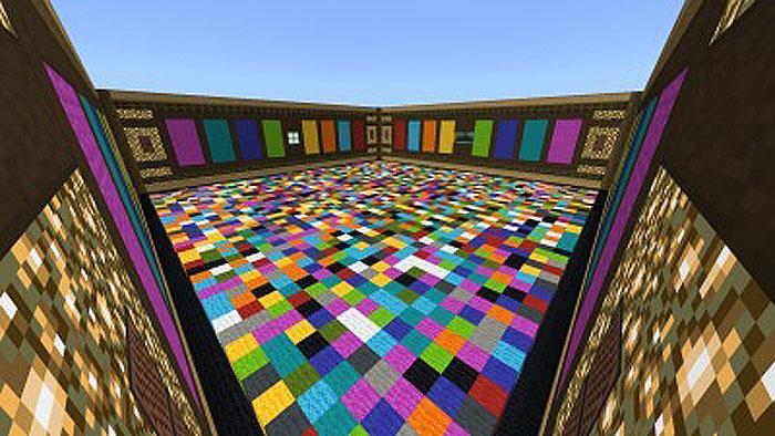 ESG Block Party Minigame Beta Minecraft PE Maps