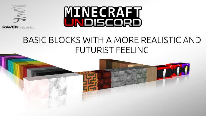 UnDiscord 10 Resource Pack Minecraft PE Texture Packs