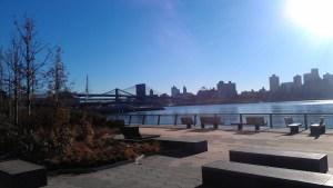 East River Esplande