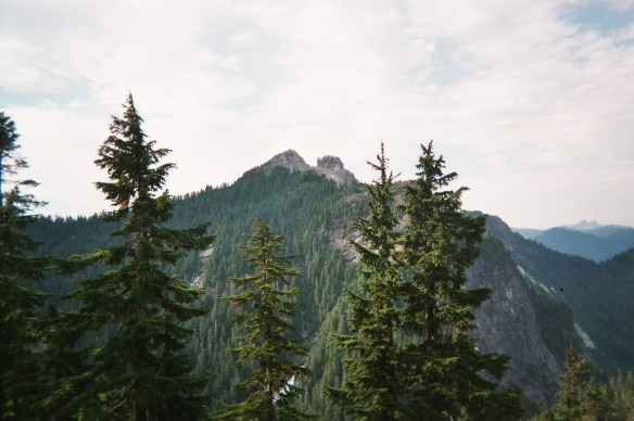 Crown Mountain, British Columbia
