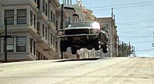 Bullitt (1968) with Steve McQueen