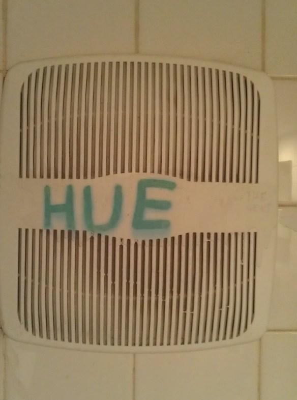 Bathroom vent in Chelsea