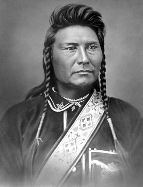 chief joesph portrait