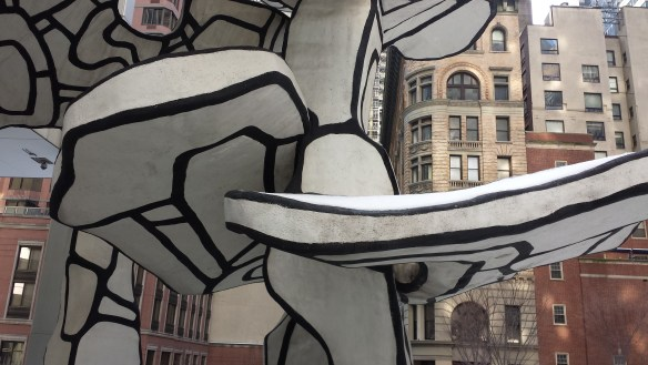 "Overlooked Manhattan: Dubuffet's ""Group of Four Trees"""