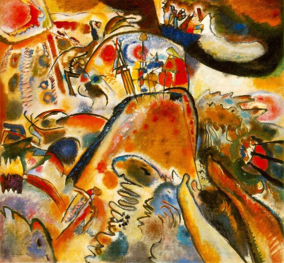 kandinsky small pleasures