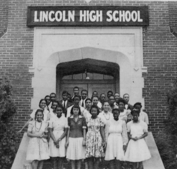 Students at Lincoln High School