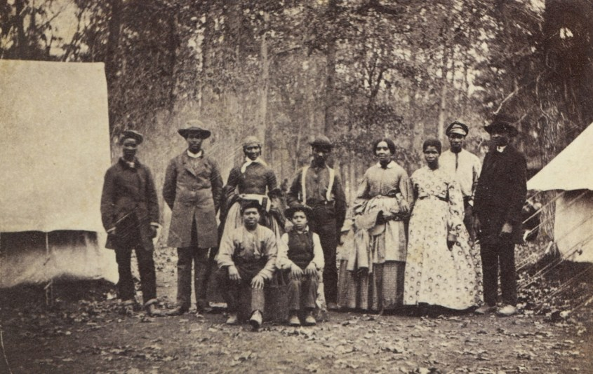 African Americans during the American Civil War