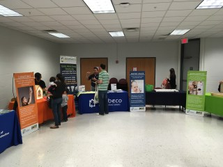 Energy Express Information Fair on Energy Conservation at Twinbrook Library
