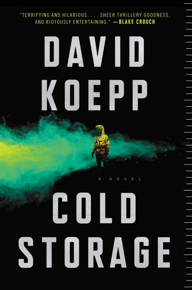 Book cover of Cold Storage by David Koepp