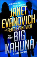 Book cover for The Big Kahuna by Janet Evanovich