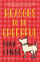 Book cover for Reasons to Be Cheerful by Nina Stibbe