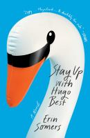 Book cover for Stay Up with Hugo Best by Erin Somers