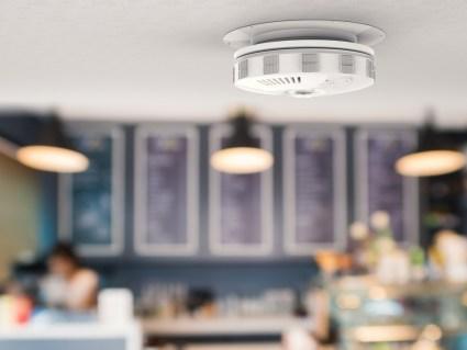 BIG benefits of smoke alarms