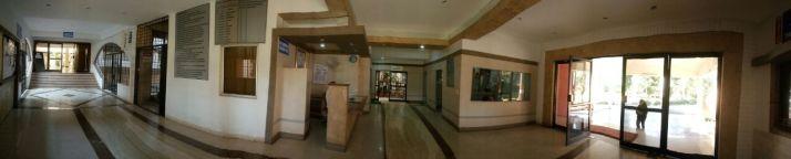 Bharati Vidyapeeth medical college campus
