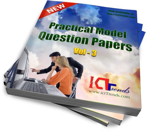 Practical Model Question Papers Vol 3 (Computer Operator Examination)