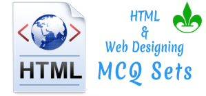 HTML MCQ Quiz (with Webpage Designing)