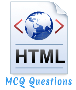 HTML MCQ Questions