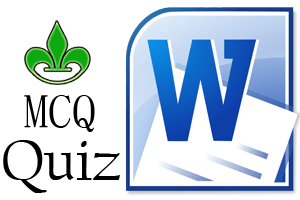 Microsoft Word Online Exam – Office 2003, 2007 & 2010 – Set 04