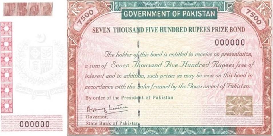 The List of Rs 7500 Prize bond Draw has announced in Karachi. Mcqsfactory.com