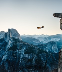 You Have To Step Off The Ledge To Fly