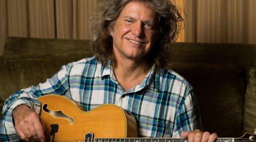 Pat Metheny's Lyricism Still Shines On Cinematic Album 'From This Place'