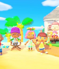 Tom Nook, Take Me Away! 'Animal Crossing: New Horizons' Is A Perfect Escape