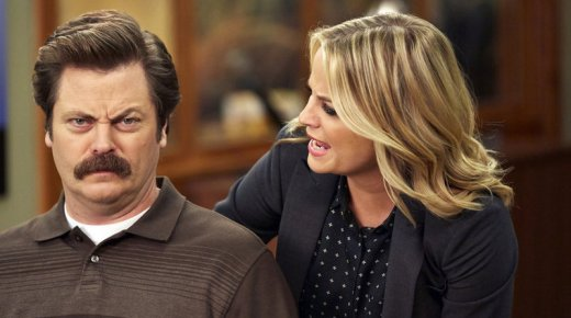 From 'Parks And Recreation,' A Brief But Delightful Return To Pawnee
