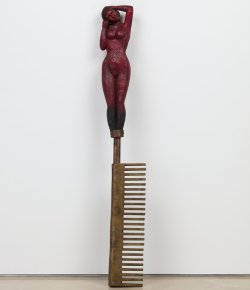 'She's Challenging You': Alison Saar's Sculptures Speak To Race, Beauty, Power