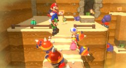Nintendo's 'Super Mario 3D World' Gets Another Chance On The Switch