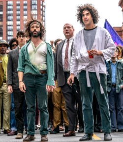 For Actor-Activist Sacha Baron Cohen, Being Called A 'Bouffon' Is A Good Thing
