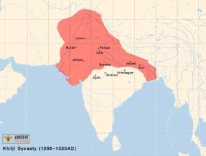 khilji dynasty rules
