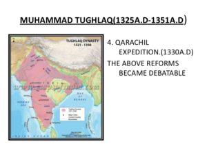 tughlaq dynasty rule