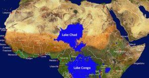Lake Chad - important lakes of the world