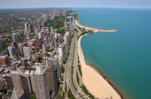 Michigan Lake - important lakes of the world
