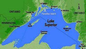 lake superior - important lakes of the world