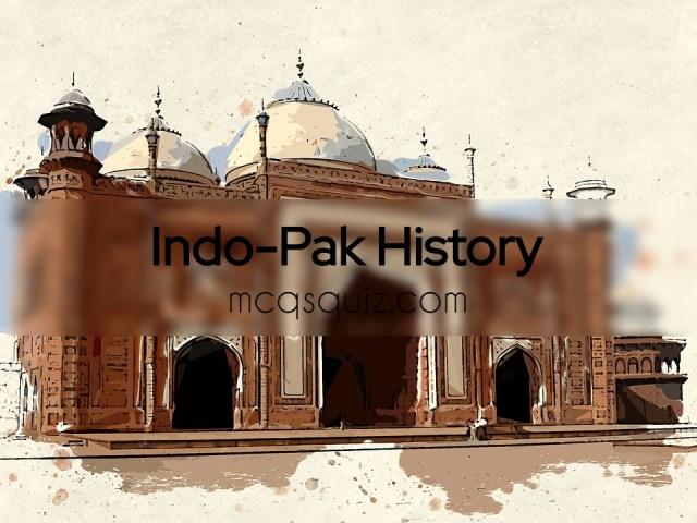 indo-pak-history-mcqs