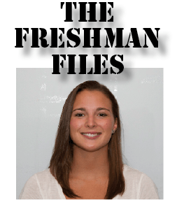The Freshman Files Logo