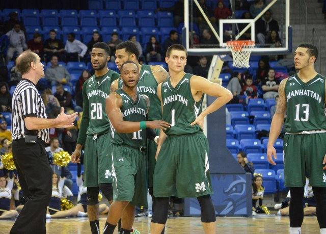 The Jaspers sit in fifth place halfway through the MAAC regular season schedule but remain just a few games back from a higher seed. Photo courtesy of the Quinnipiac Chronicle.