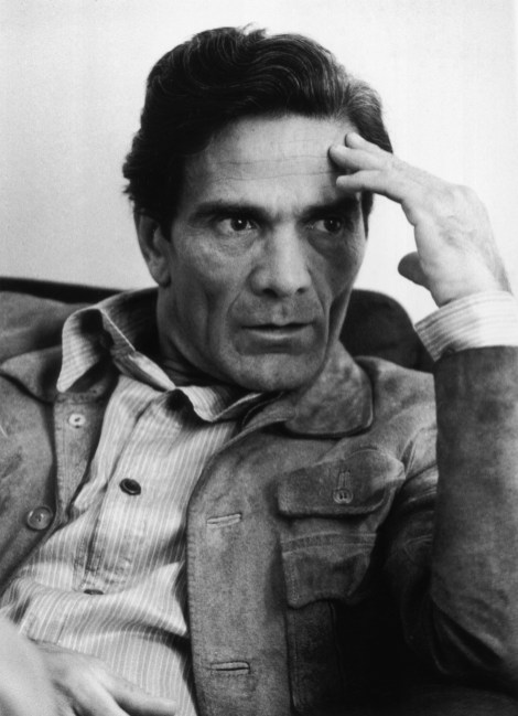 Pier Paolo Pasolini (1922 - 1975) the Italian critic, novelist, film director and screen writer. (Photo by Evening Standard/Getty Images)
