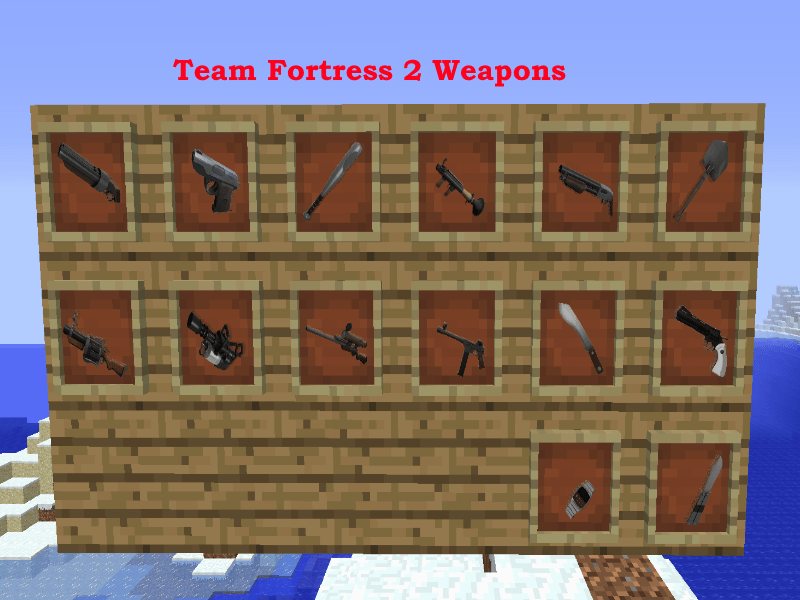 2 Fortress Dispenser Team