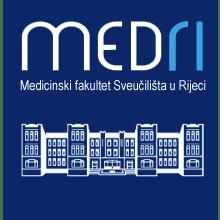 Logotip Medicinski fakultet Sveučilišta u Rijeci